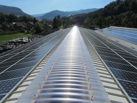 Holzenergiezentrum Diegten 479 kWp