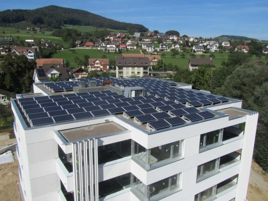 Wohnen für Generationen 79 kWp
