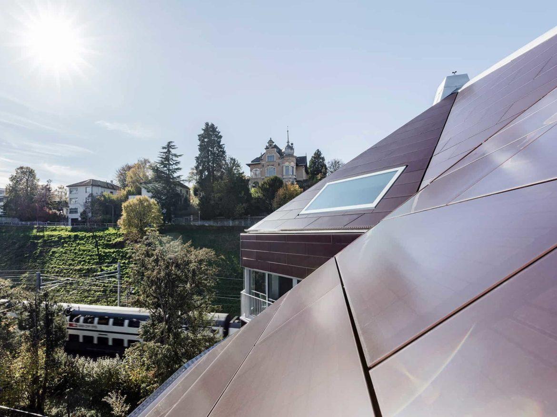 Solaris Zürich 80 kWp