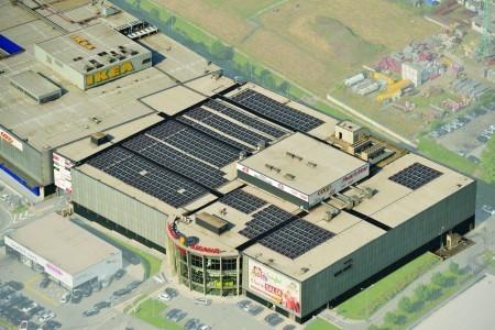 Centro Lugano 330 kWp