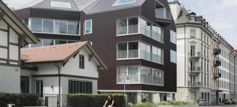 schweizer Solarpreis für das MFH Solaris