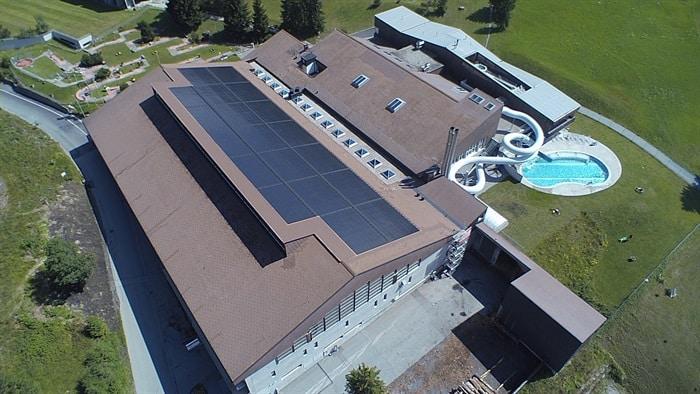 Lenzerheide neue PVA auf Sportzentrum