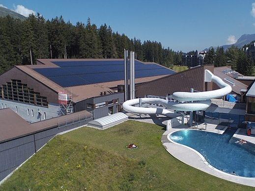 Sportzentrum Lenzerheide 189 kWp