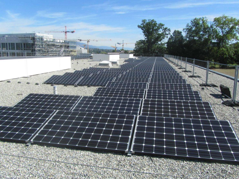 Monthoux Meyrin 69 kWp