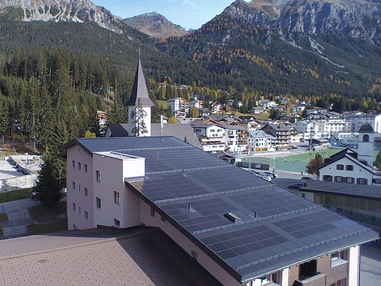 Schule Lenzerheide 74 kWp