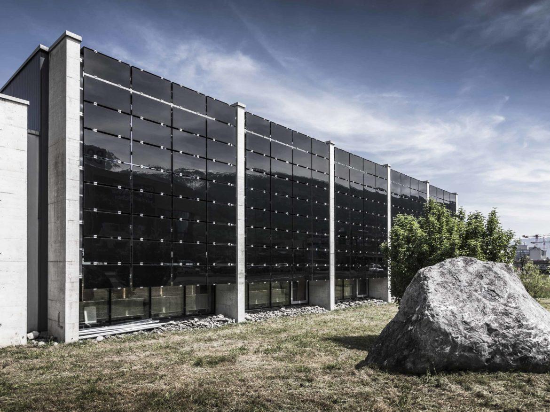 Werkhof Mels 14 kWp