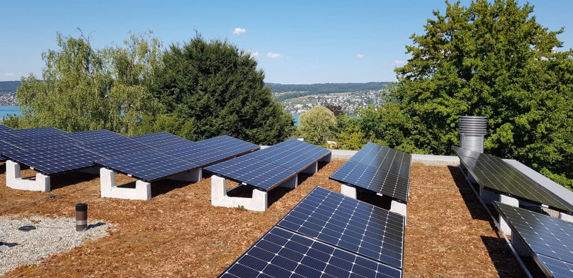 Schulhaus Thalwil 50.3 kWp
