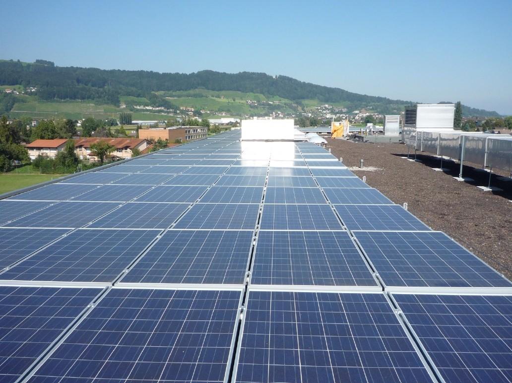 Kantonschule Heerbrugg 84 kWp