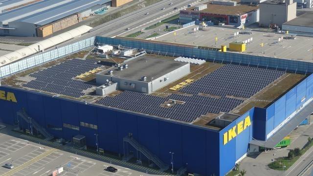 IKEA Lyssach 300 kWp