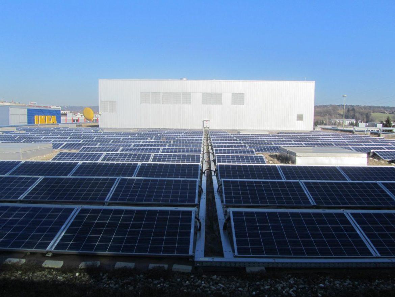 IKEA Dietlikon 452 kWp