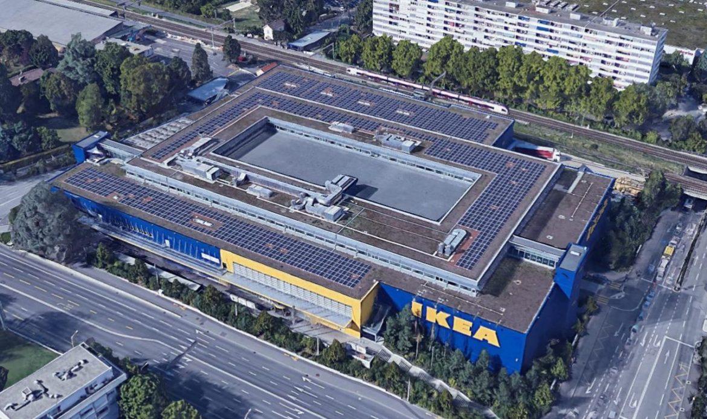 IKEA Vernier 529 kWp