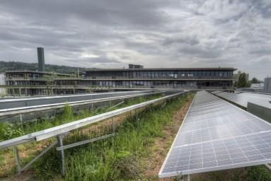 Fachtagung: Energie-Gründach und Grünfassade