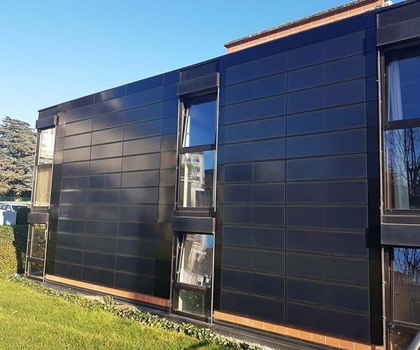Ecole Hôtelière de Genève 7.5 kWp