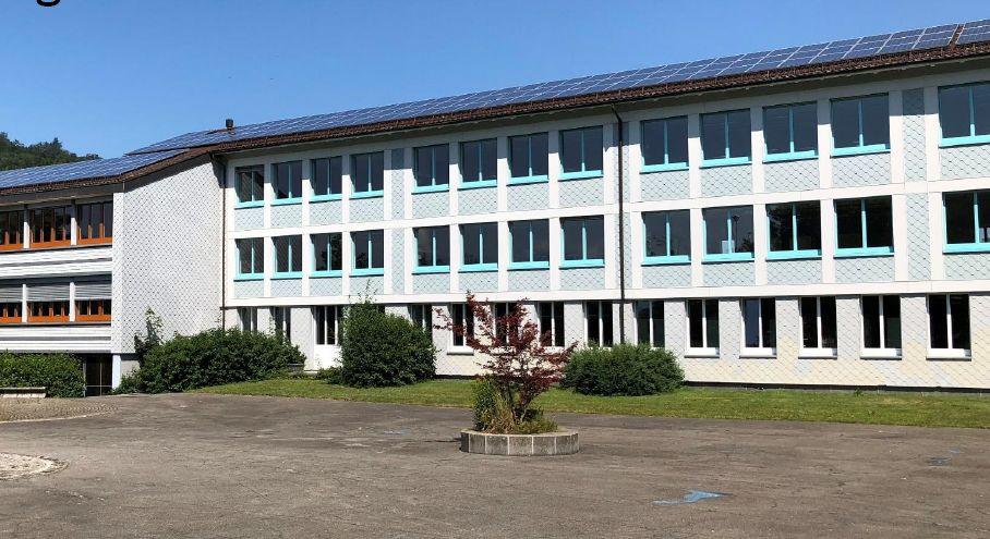 Schule Mühlematt Belp 170 kWp