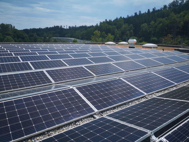 Gyso Kloten 134 kWp
