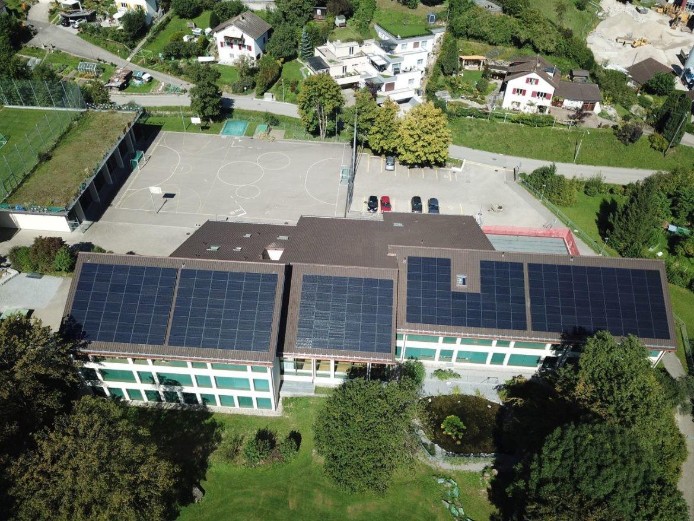 Schule Wila 81.6 kWp