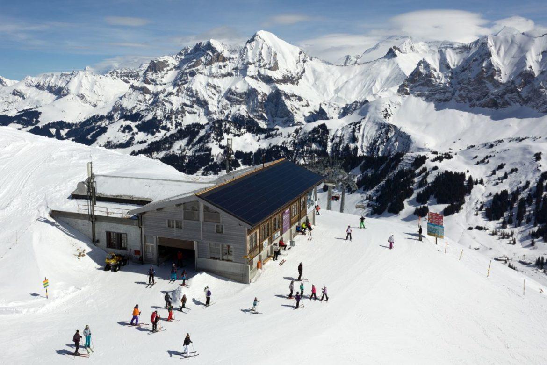 Adelboden Bergbahnen 200 kWp an 6 Standorten